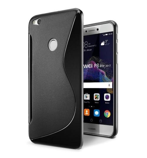 Huawei Nova Lite case TPU gel S line case