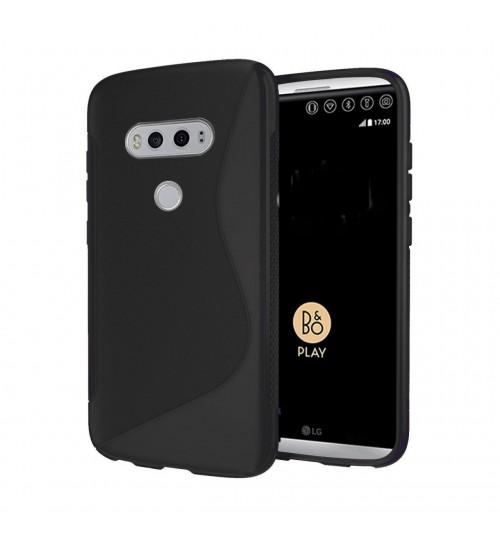 LG V20  case TPU gel S line case