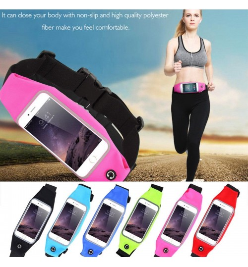 Universal Sport Belt  Waist Pack Running Belt Bags for 4.7 inch
