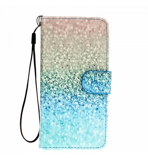 Samsung Galaxy S5 case wallet leather case printed