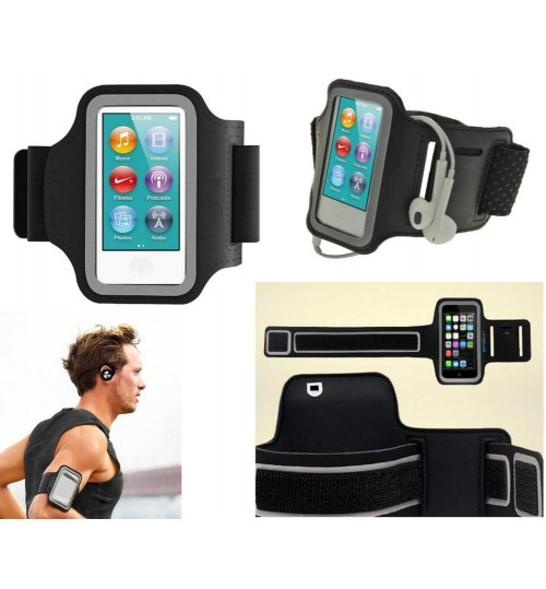 iPod Nano 7th Armband Running Sports Gym Case