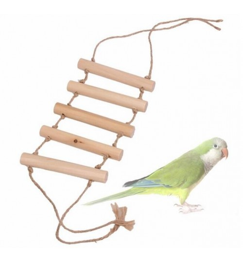 Bridge Ladder Small Parrot Rat Toy Cage Accessories
