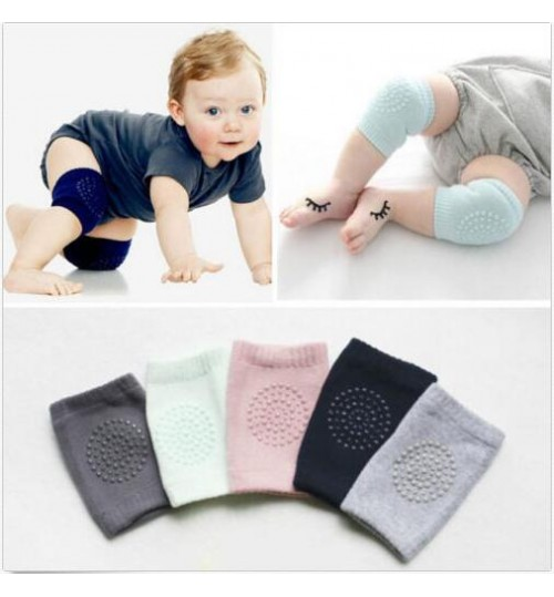 Baby Kneecap Kids Coverage Crawling Anti Slip Knee Pads Non Skid Protector