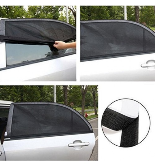 Car Window Shades Sox Mesh-M