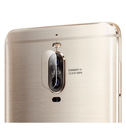Huawei MATE 9 pro camera lens protector tempered glass 9H hardness HD