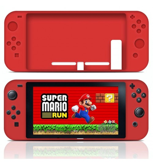 Silicone Cover for Nintendo Switch Controller Silicone Rubber Case
