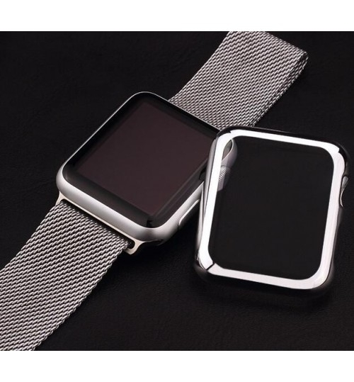 Apple watch iwatch 2nd gen 38mm Protective Snap-On Case ultra slim cover