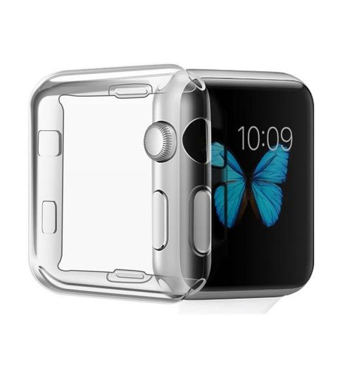 Apple Watch 2/3  iWatch 42mm Case TPU Screen Protector