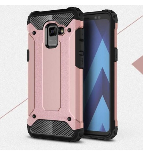 Galaxy Grand Prime Pro  Case Armor Rugged Holster Case