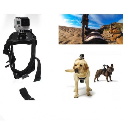 Dog Harness Mount compatible with GOPRO 4/3/3+