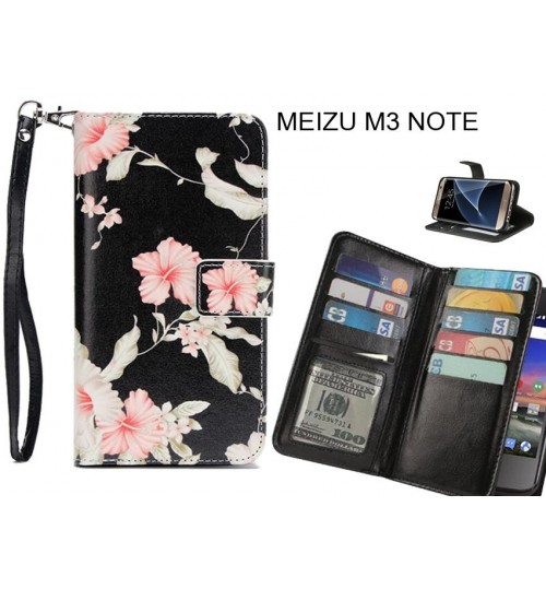 MEIZU M3 NOTE case Multifunction wallet leather case