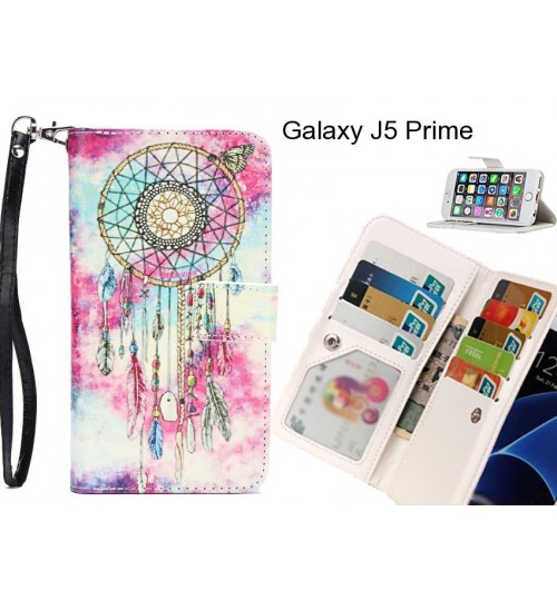 Galaxy J5 Prime case Multifunction wallet leather case