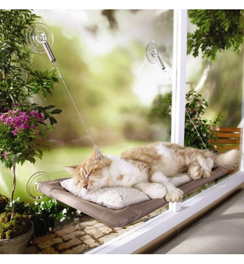 Window Mounted Cat Bed Cat Window Bed Sunny Seat