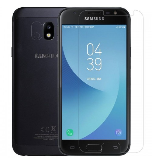 Galaxy J3 Pro 2017 ultra clear screen protector