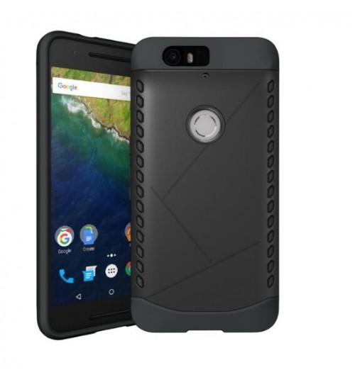 Nexus 6P impact proof heavy duty case