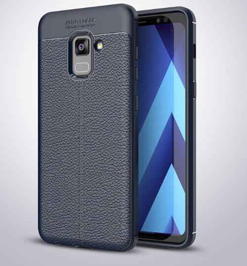 Galaxy A8 plus 2018 Case slim fit TPU Soft Gel Case
