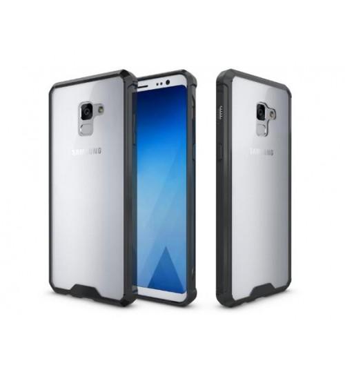 Galaxy S9 case bumper  clear gel back cover
