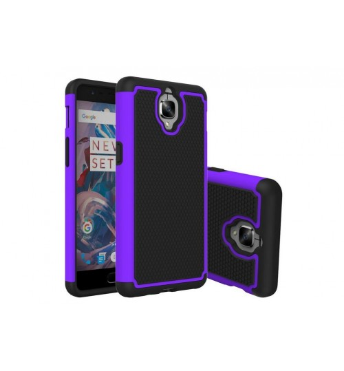 OnePlus 3T case OnePlus 3 three-piece impact proof rugged case