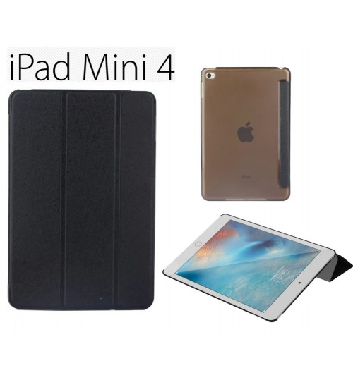 iPad Mini 4 Ultra slim smart case BLACKE +PEN
