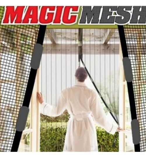 Magic Mesh Door Magnetic