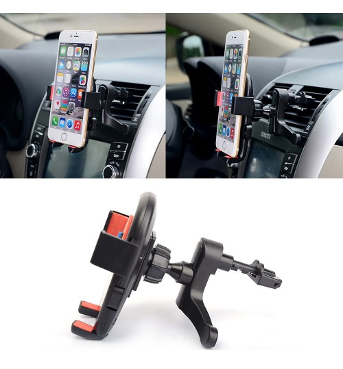 Cell Phone Car Air Vent Mount Cradle Holder Stand