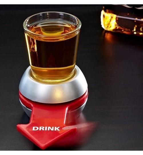 Shot Spinner Drinking Game