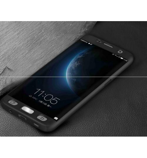 Galaxy A7 2017 case impact proof full body case