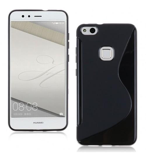 Huawei P10 lite case TPU gel S line case