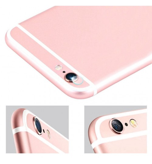 iPhone 6 camera lens protector tempered glass 9H hardness HD