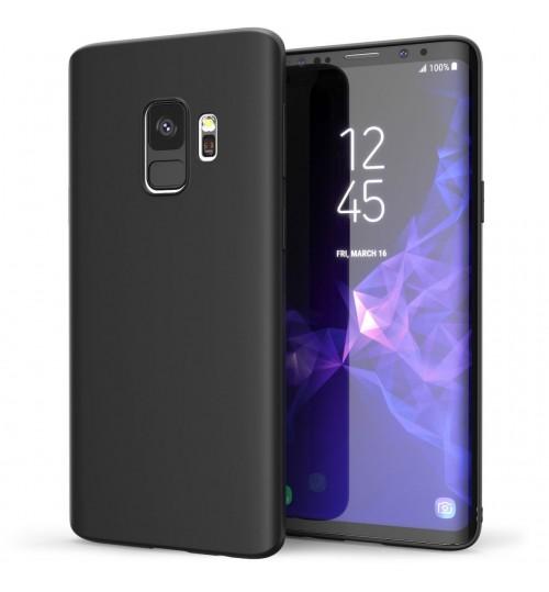Galaxy S9 Case slim fit TPU Soft Gel Case