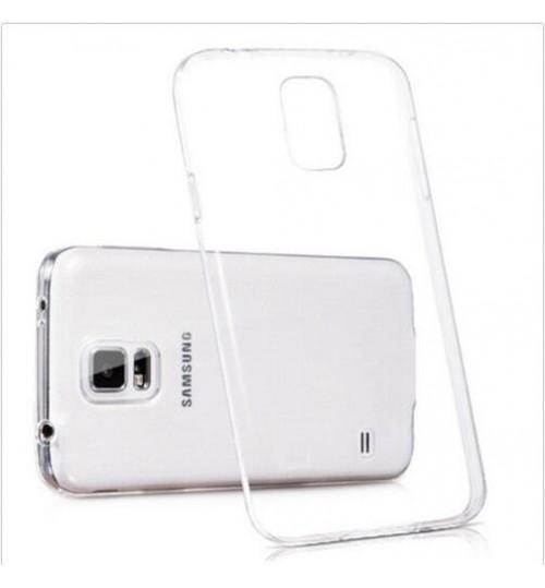 Galaxy Note 3  case Soft Gel TPU Ultra Thin Clear