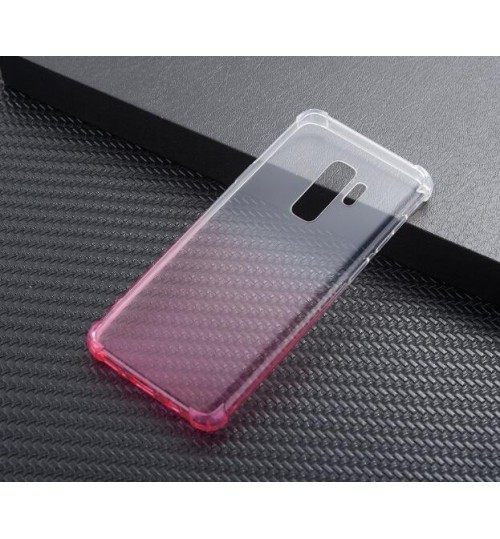 Galaxy S9 case  TPU Soft Gel Changing Color Case