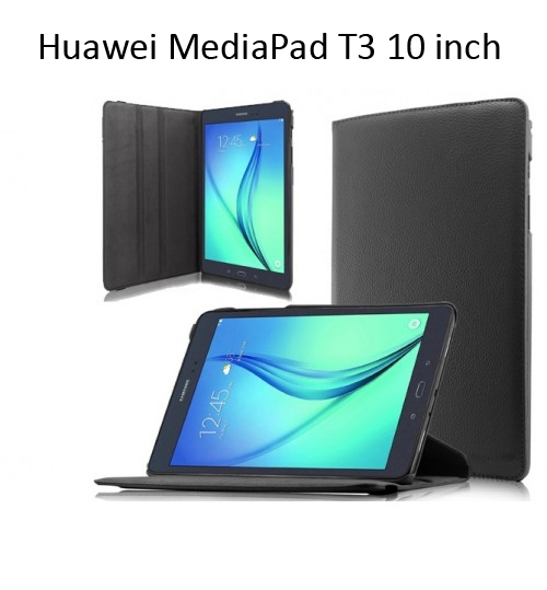 Huawei MediaPad T3 10 inch   Smart Flip Leather Case+Pen