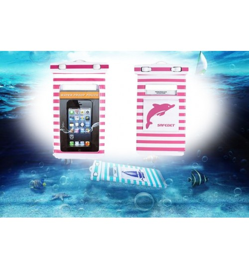 Waterproof Phone Pouch Bag Case Cover