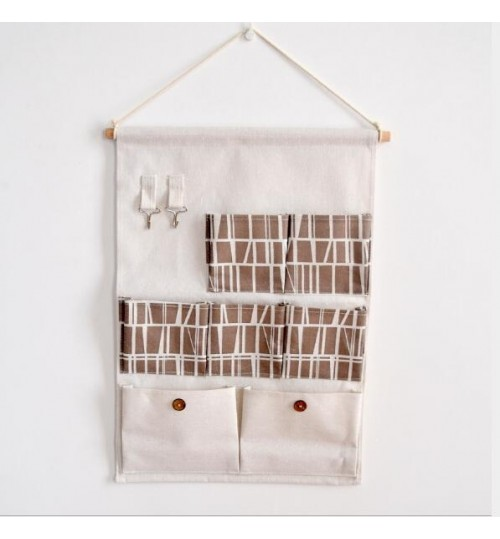 Wall Hanging Storage Bag