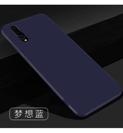 HUAWEI P20 Case slim fit TPU Soft Gel Case