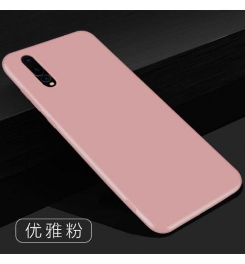 Huawei P20 Pro Case slim fit TPU Soft Gel Case