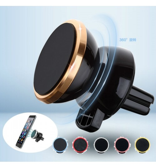 Universal Car Air Vent Magnetic Car Mount Holder