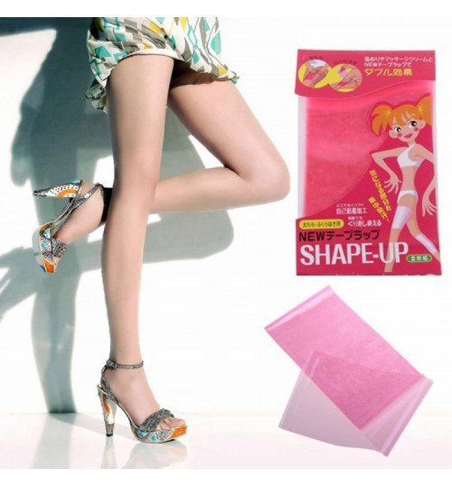 Slimming Leg Belt Wrap Shape Up Waist Leg Cellulite Belt