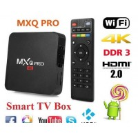 MXQ Pro 4K - Smart TV Box  905X