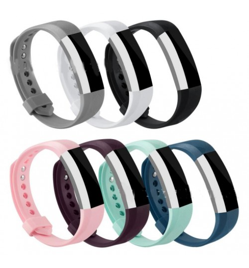 Fitbit Alta Silicone Band Replacement Wrist Band--size L
