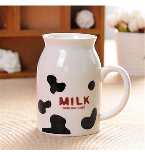 Milk Cups Coffee Mugs