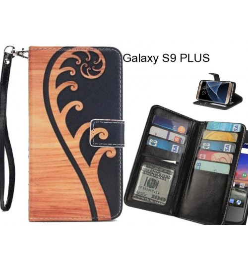 Galaxy S9 PLUS Case Multifunction wallet leather case