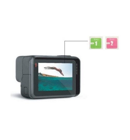 LCD Glass Screen  HD Protectors for GoPro HERO 5