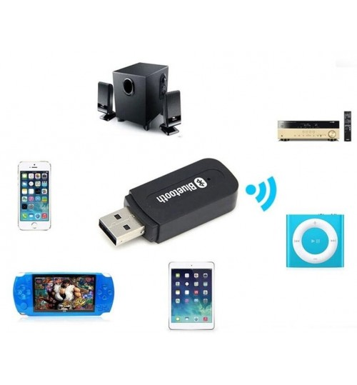 USB Wireless Bluetooth Music Audio Receiver