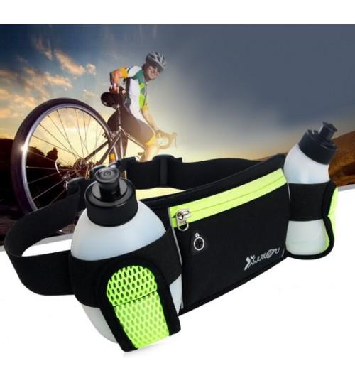 Waterproof Sport Travel Hidden Waist Bag Belt Holder Pocket