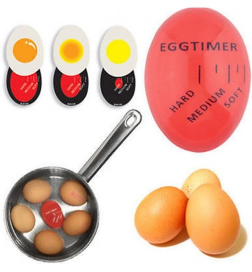 Perfect Egg Cooking Timer