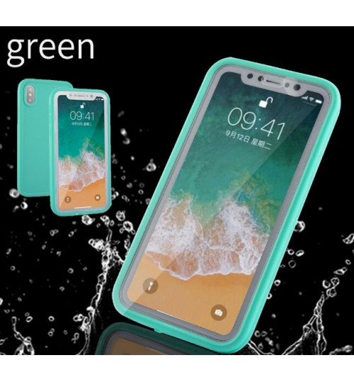 iPhone X case waterproof dirt proof slim case
