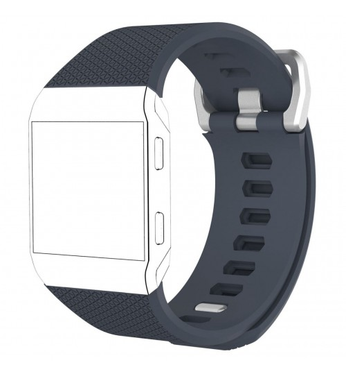 Fitbit Ionic Silicone Band Replacement compatible