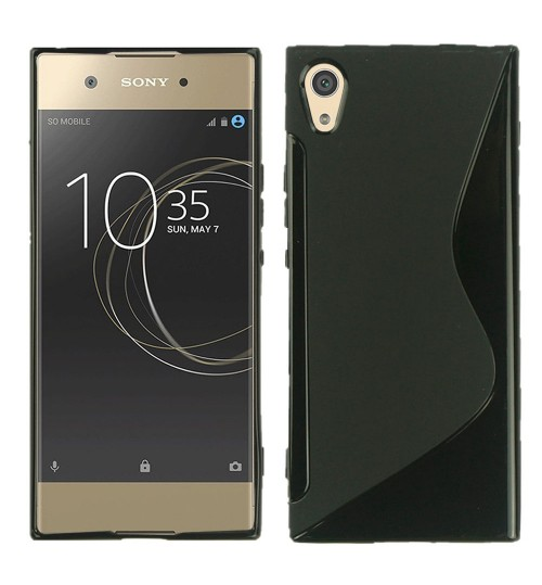 Sony Xperia XA1 case TPU gel S line case